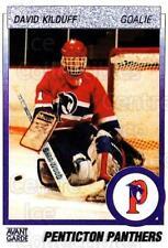 1991-92 British Columbia Junior Hockey League #87 David Kilduff
