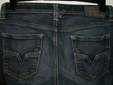 Diesel larkee regular-straight fit jeans wash 0845G stretch W32 L32 (a5598)