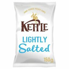 KETTLE Chips Lightly Salted 150g x 2