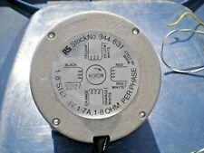 RS344-631 Stepper Stepping Motor 1.8 degree 3 Volt 1.7 Amp 1.8 Ohm per phase