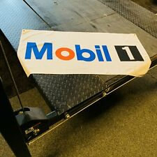 Mobil 1 One Motor Oil Authentic Large Racing Banner Flag Nascar Daytona F1 Shop