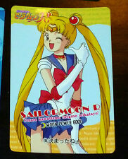 SAILOR MOON STARS PP CARD CARDDASS PART 4 CARTE N° 186 JAPAN REG/REGULAR **