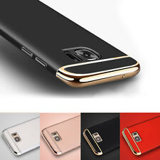 Ultra Thin Fashion Electroplate Hard Back Case Cover for Samsung Galaxy Phones