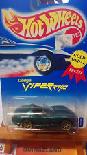 Hot Wheels Dodge Viper RT/10 Collector 210 verte WSP (9952)