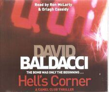 David Baldacci - Hell's Corner (6xCD A/Book 2010) Camel Club #5