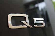 Original Audi Q5 Schriftzug Audi Q5  Emblem 8R0853741 2ZZ