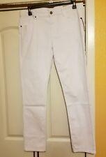 NWT Mens Freedom Flex Skinny jeans,  White, size 34X30