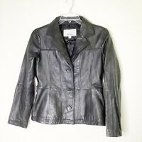 Wilson Leather Maxima Womens Jacket L
