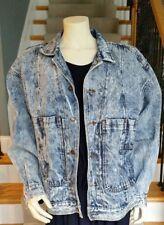 Vintage 80s Jordache acid wash women's jean jacket size medium
