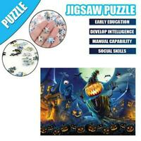 1000 piece Jigsaw Puzzle Education Puzzles For Adults U Halloween Christmas I8S0