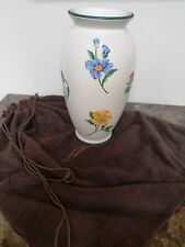 Tiffany & Co. Vintage Collectible Vase - Sintra Pattern Retired
