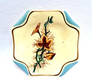 Antique England Aesthetic Porcelain Butter Pat  #2