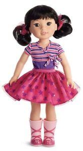 NEW! American Girl WellieWishers: Emerson Doll (DNJ72)