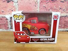Funko Pop! Disney Pixar Cars 3 Lightning McQueen #282 Vinyl Figure Box has wear
