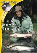 DVD Biscarosse et ses sandres - Pêche des carnassiers - Pêche en Lieux Mythiques