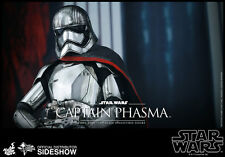 Hot Toys/Sideshow: Star Wars Force Awakens - Captain Phasma 1/6th Scale Figure