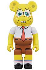 Medicom Toy Be@rbrick SpongeBob 1000% Bearbrick Sponge Bob New
