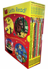 Lets Read Collection 12 Picture Books Box Set by Julia Donaldson Gruffalo, Mouse