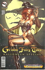 HCF 2014 Grimm Fairy Tales  Halloween Special ComicFest Edition  (GFT)