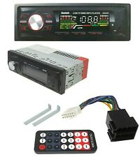 STEREO AUTO AUTORADIO 4X60W AUX MP3 USB SD RADIO FM BLUETOOTH VIVA VOCE MOD.5008