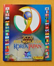 Panini Fußball WM 2002 Korea/Japan/Sammelalbum nicht komplett 205 Fehlsticker