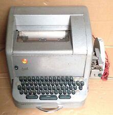 Vintage Creed Teleprinter - Model 75 RP.RK4.MK4 - Teletype Telex TTY - Ham Radio