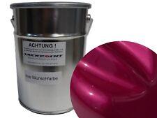 2 litros para pulverizar Capa Base de Agua Candy Rosa Metálico Pintura lackpoint