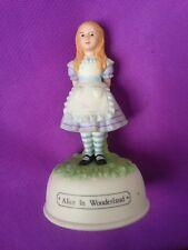 SCHMID Alice In Wonderland ALICE IN WONDERLAND  Musical Box