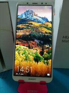 "Huawei Mate 10 Lite Dual SIM 5.9"" 64GB 4GB RAM 4G  Smartphone - Prestige Gold"