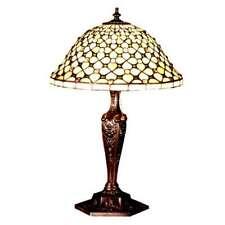 Meyda Lighting 22'H Diamond & Jewel Table Lamp, Bai Avc Clear - 37782