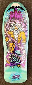 Santa Cruz Jason Jessee Neptune NOS Skateboard Deck Powell Peralta Natas Grosso