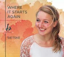 Sietske - Where It Starts Again