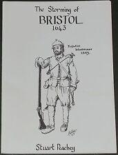 BRISTOL STORMING 1643 English Civil War History Campaign Battle City Assault