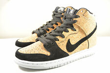 DS NIKE 2015 DUNK HI SB CORK 10.5 SUPREME LUCKY SAFARI ATMOS LONDON WHAT THE B