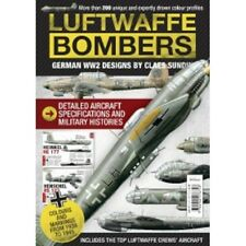 Bookazine Luftwaffe Bombers aviation  German WW2 designs