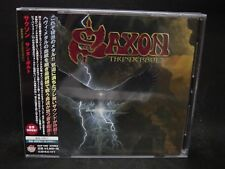 SAXON Thunderbolt JAPAN CD Air Pavilion Son Of A Bitch Fastway NWOBHM