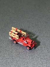 Hallmark Keepsake Miniature 1929 Chevrolet Fire Engine Ornament 2004