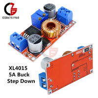 2/5/10PCS 5A Step down XL4015 DC-DC 5V-32V to 0.8V-30V Power Charger Buck Module