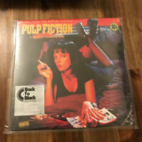 Pulp Fiction Music From The Motion Picture  Reissue, 180G B2BSTK ST01 Tarantino