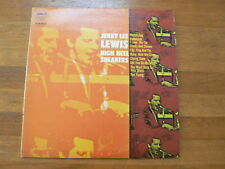 LP RECORD VINYL JERRY LEE LEWIS HIGH HEEL SNEAKERS PICKWICK