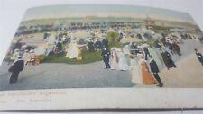 Vintage C1900 Buenos Aires Hipodroma Horse Race Track Argentina Postcard P6