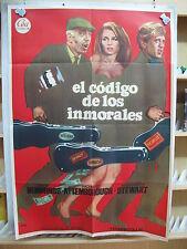 A490 EL CODIGO DE LOS INMORALES DAVID HEMMINGS RICHARD ATTENBOROUGH
