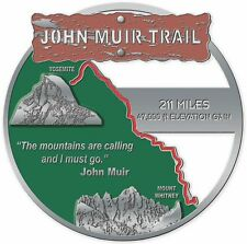 John Muir Trail Paperweight