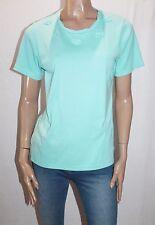 NONI B Designer Light Blue Short Sleeve Tee Size M BNWT #TB05