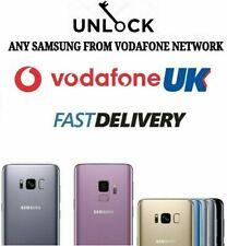 SIM NETWORK UNLOCK PIN SAMSUNG GALAXY S10 S10e S10 Plus A20e A70 A50 VODAFONE UK