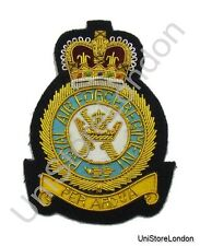 Badge Royal Air Force RAF Wire Blazer Badge R617
