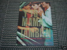 Gael Garcia Bernal Y Tu Mama Tambien Japan flyer poster