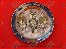 "Mickey and Minnie: Through the Years ""The Mickey Mouse Club"" Bradford - Nib"