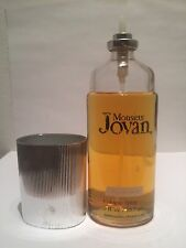 Jovan Monsieur 3 fl.oz/ 88.7 ml Men's Cologne Spray Ultra RARE Read Description!
