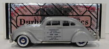 Durham 1/43 Scale DUR 1 - 1934 Chrysler Airflow 2-Dr Coupe Silver